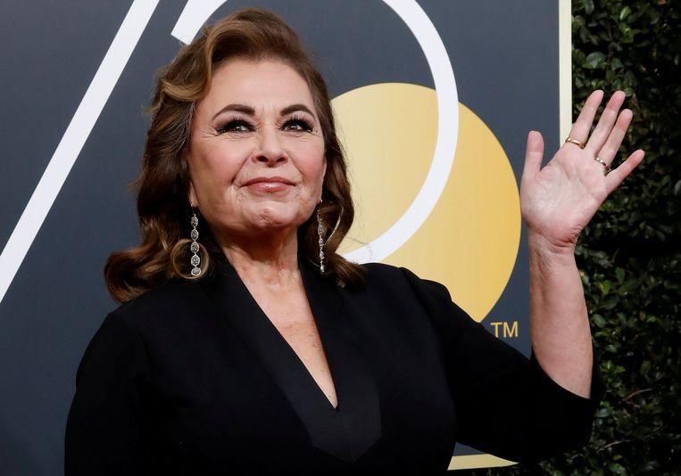 Roseanne Barr begin dit jaar.