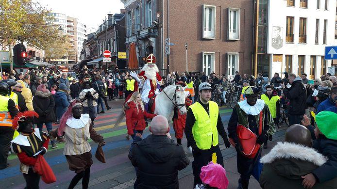 Sinterklaas in Tilburg