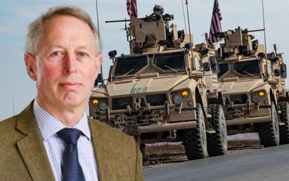 Professor Frans Osinga wijst op oorlogen aan de randen van Europa, de strijd tegen IS en grootmachten die hun invloedssfeer uitbreiden.
