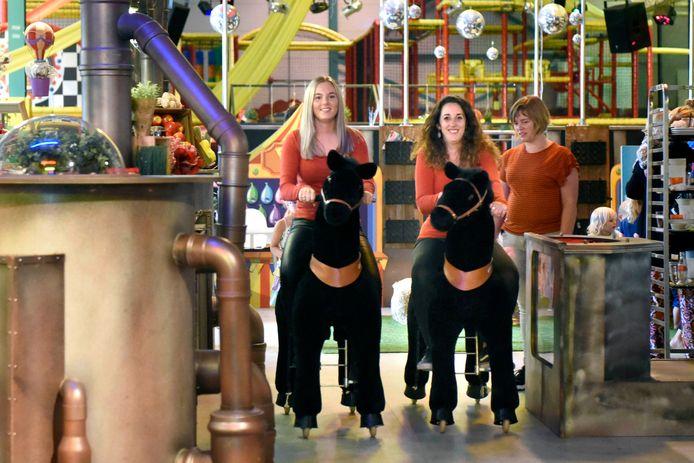 De Pretfabriek in Woerden gaat weer open.
