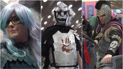 Drie cosplayers vertellen over hun zelfgemaakte outfits en dé gulden regel voor wie hen tegenkomt