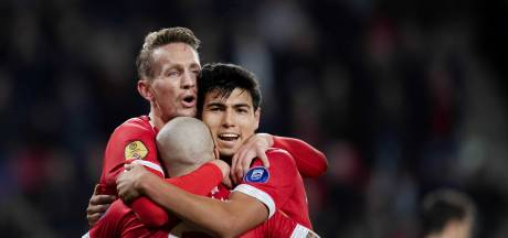PSV kan zich een avondje heerlijk uitleven, Gutiérrez laat zijn klasse zien