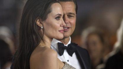 """Angelina Jolie keert plots haar kar: """"Ze wil Brad Pitt terug"""""""