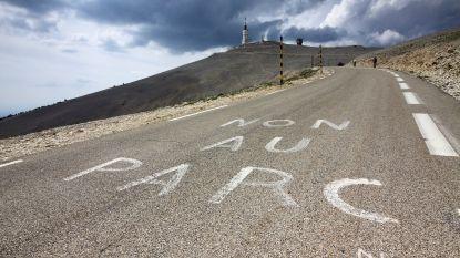 Wielertoerist (60) sterft op Ventoux