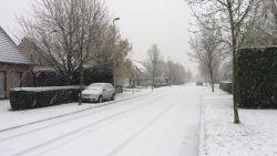 IN BEELD. Het sneeuwt in Vlaanderen en dat brengt heel wat pret met zich mee