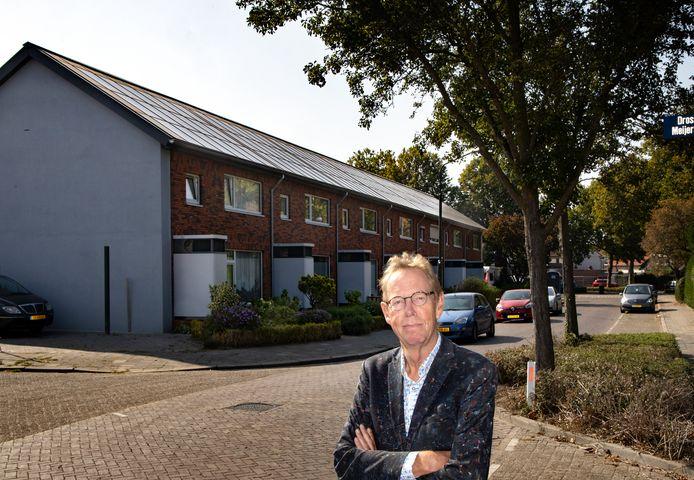 Hans Vedder, bestuurder Goed Wonen in Gemert.
