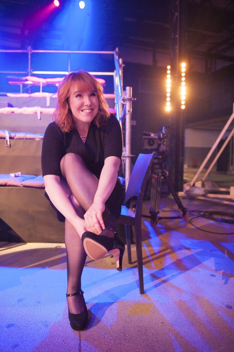 Ionica Smeets Beeld An-Sofie Kesteleyn
