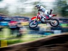 Motorcrosser Gajser superieur in Frankrijk