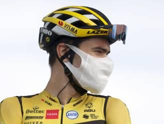 """Tom Dumoulin stapt uit Ronde van Spanje: """"Jammer om de Vuelta te verlaten, maar wel de juiste keuze"""""""