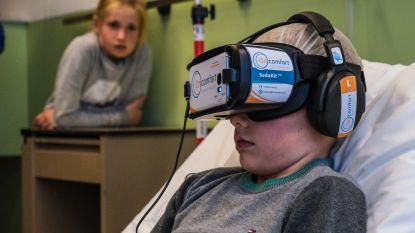 Ziekenhuizen zetten VR in voor kinderen: een 'tochtje met de duikboot', en het spuitje doet maar half zoveel pijn meer