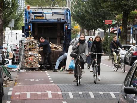 Kanaalstraat in Utrecht krijgt eenrichtingsverkeer