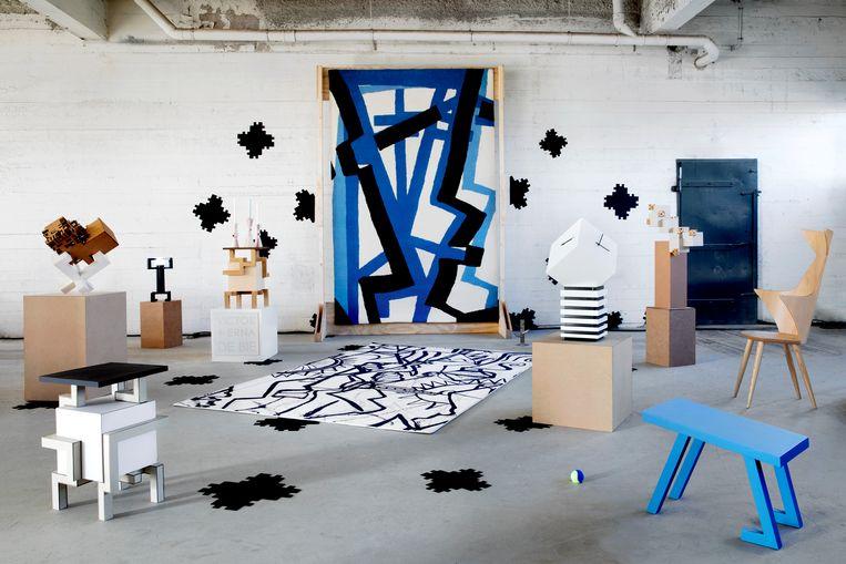 Studio AENEAE, Glue Beeld