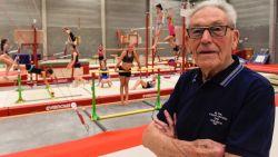 """Oudste gymtrainer (95) ter wereld stopt ermee: """"Maar zelf blijf ik turnen, hoor"""""""