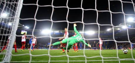 Leicester City blijft in gevarenzone