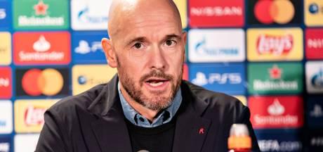 Ten Hag hoopt op Klaassen in Champions League, Mazraoui, Antony en Labyad beschikbaar