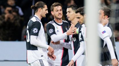 LIVE. Ronaldo doet Leverkusen de das om, Atlético zo goed als zeker van tweede plek