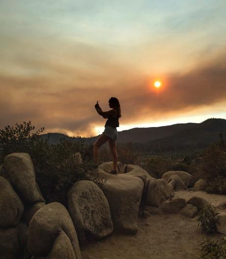 Amerikaans natuurpark Yosemite na branden weer open voor bezoekers