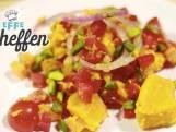 De lekkerste zoete aardappel salade in 4 stappen