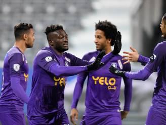 """Marius Noubissi (Beerschot) scoorde eerste goal sinds september: """"Weer klaar om ploeg te helpen na corona en blessure"""""""