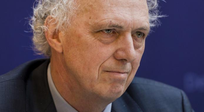 Job Swank, sinds december 2011 directeur Monetaire Zaken en Stabiliteit bij DNB