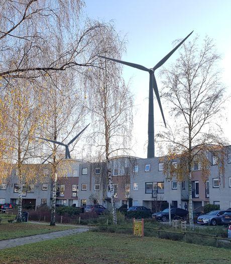 Honderden 'bezwaren' tegen meer windmolens langs A1 bij Deventer
