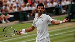 Wat een gevecht! Herboren Djokovic knokt zich in vijf sets voorbij rivaal Nadal naar vijfde Wimbledon-finale