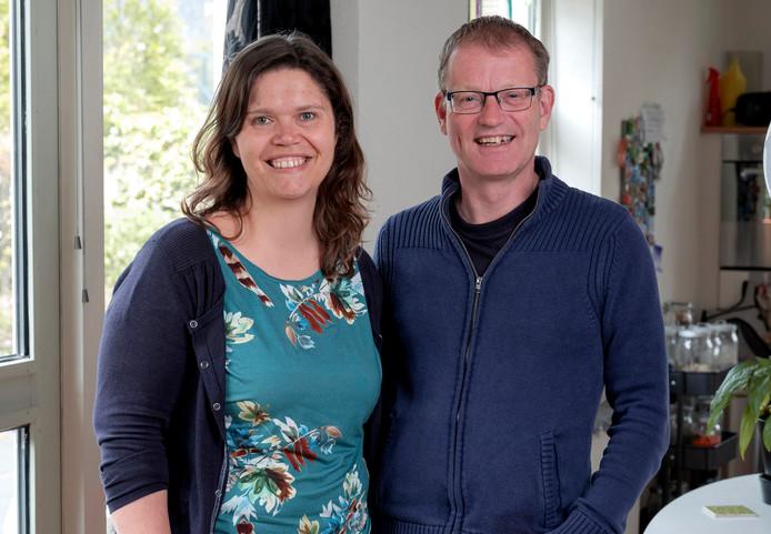 Martine en Wilbert uit Amersfoort