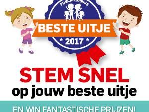 Dit zijn de koplopers voor het 'beste uitje' 2017 in Utrecht