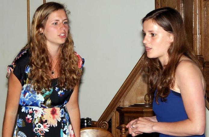 Zangleerlingen van Franka van Essen geven een zomerconcert in Zalk als afsluiting van het zangseizoen bij hun docente.