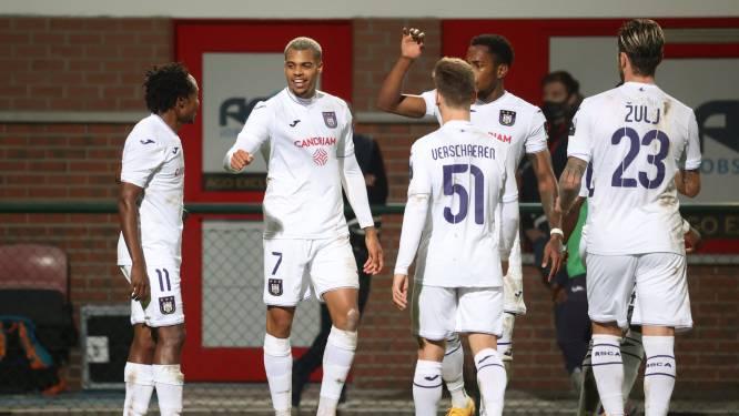 Anderlecht wint zonder echt top te zijn, de sprankel ontbrak bij paars-wit