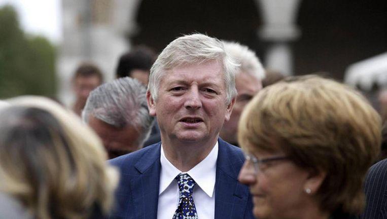 Steve Stevaert. Beeld belga