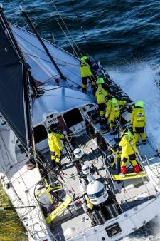 Team Brunel lonkt naar eindzege in Ocean Race