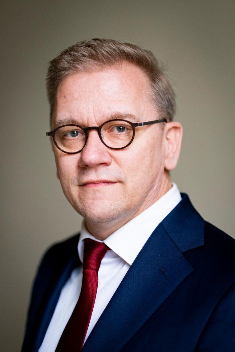 CU-Kamerlid Eppo Bruins Beeld David van Dam