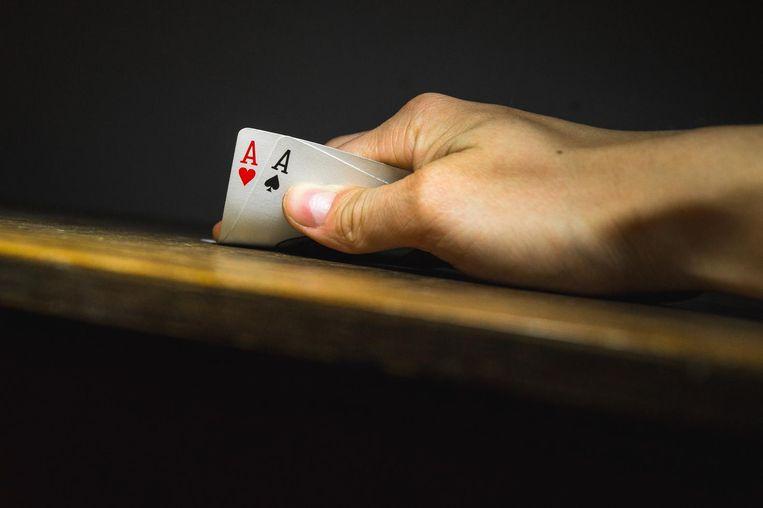 Wood: 'Het is een heel uitdagend spel, het gaat echt om vaardigheid, de ander te slim af zijn.' Beeld Getty