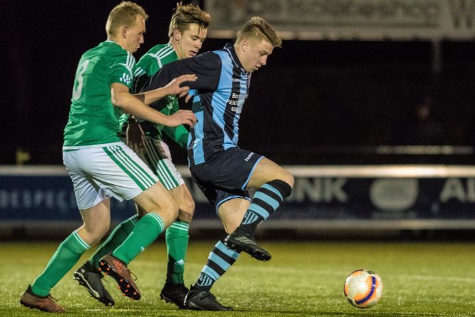 FC Eibergen en Rekken treffen elkaar dit seizoen niet meer in de competitie, maar wel in de beker.