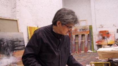 Kunstenaar Victor Ramirez toont z'n werken in cultuurhuis de Bijl