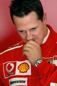Familie Schumacher: Michael is in goede handen