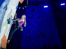 Roosendaalse Lynn van der Meer (18) grijpt titel op NK leadklimmen