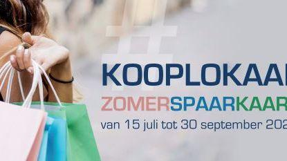 Gemeente Vosselaar lanceert de zomerspaarkaart