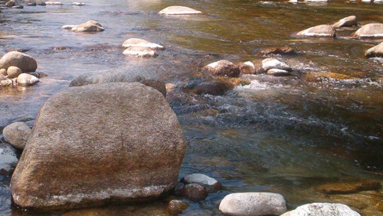 Het drama gebeurde in de rivier Tech, ondiep maar verraderlijk.
