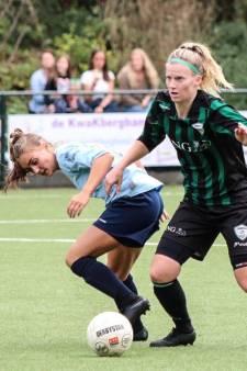 Vrouwen Trekvogels lopen na rust uit tegen Nuenen: 7-2 winst