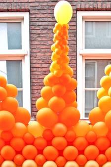 Geen Koningsdag in Paauwenburg