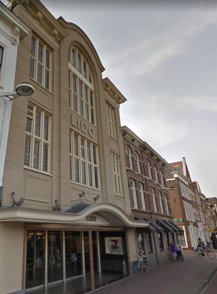 Bioscoop Lido in Leiden