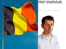 'K heb getwijfeld over België...