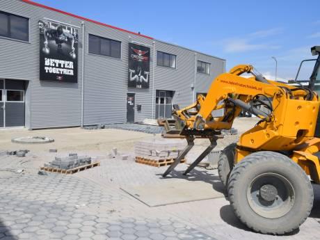 Westgat op Urk is laatste bedrijventerrein dat wordt opgeknapt met provinciale subsidie