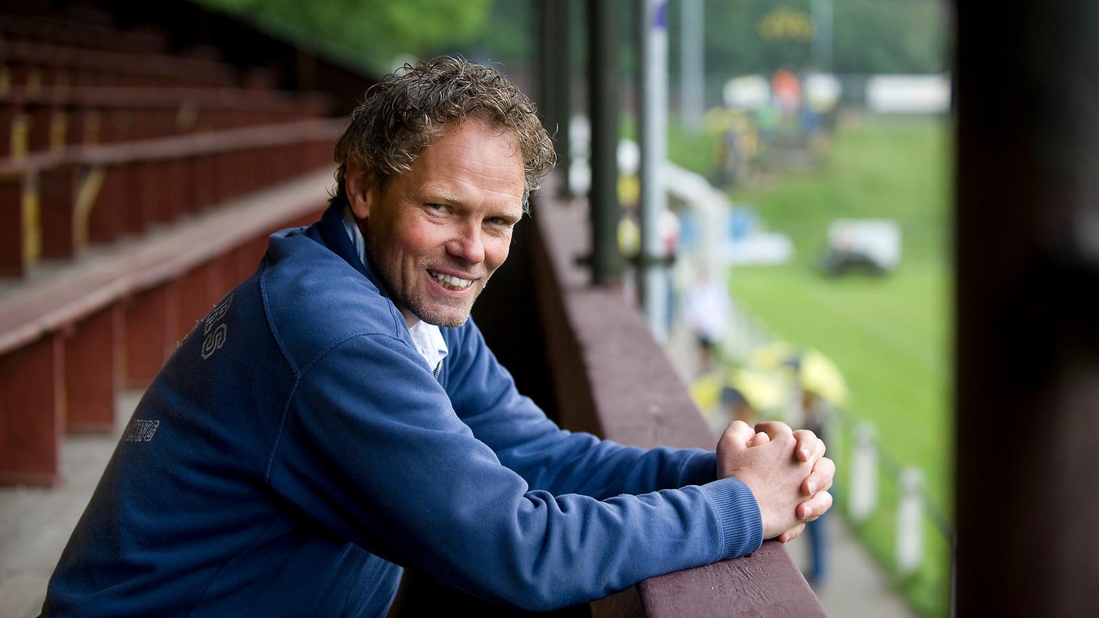 VVO-voorzitter Daan Appels.