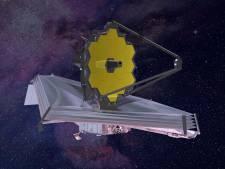 Kostbare tegenvaller voor NASA: Webb telescoop pas in 2021 de ruimte in