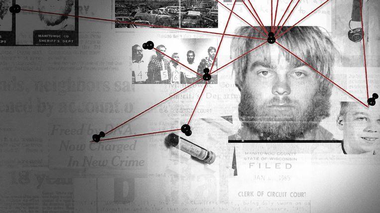 Still uit 'Making a Murderer'. Beeld