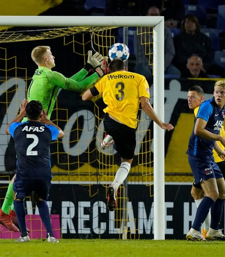 Samenvatting | NAC Breda - Jong AZ