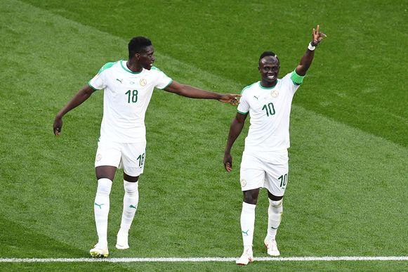 Mané zorgde voor de 0-1.